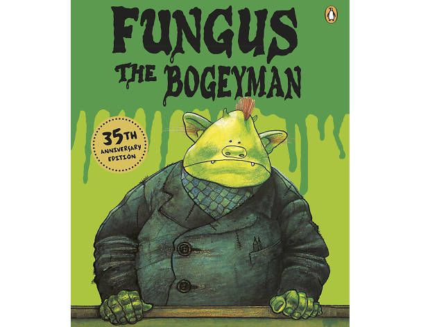 100 best children's books: Fungus the Bogeyman