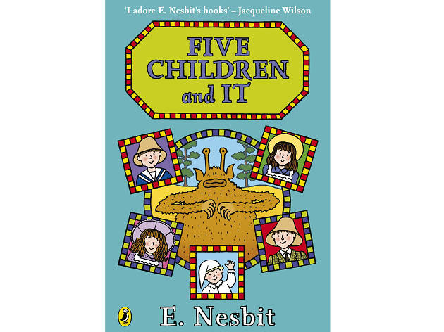 100 best children's books: Five Children and It