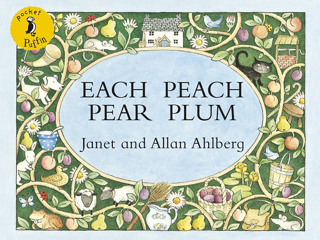 100 best children's books: Each Peach Pear Plum