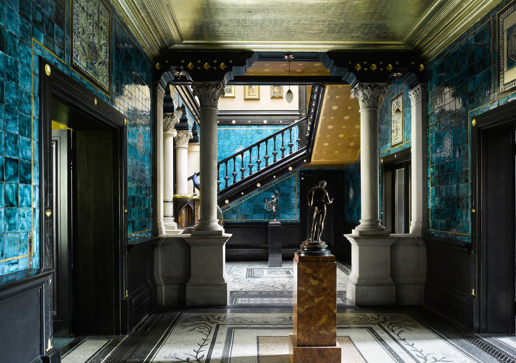 Narcissus Hall at the Leighton House Museum