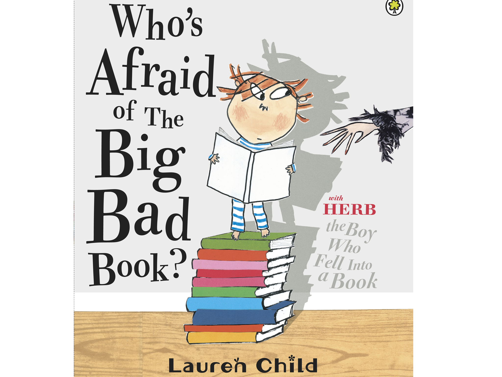 100 best children's books: Who's Afraid of the Big Bad Book?