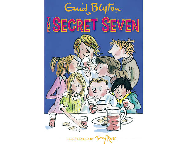 100 best children's books: the Secret Seven