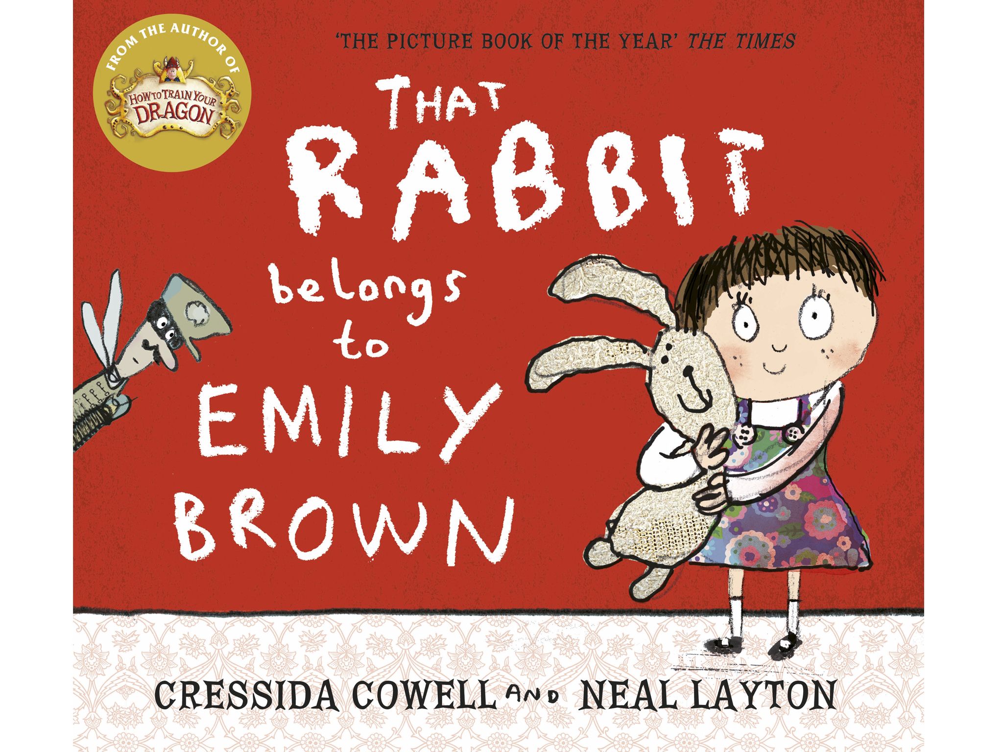 100 best children's books: That Rabbit belongs to