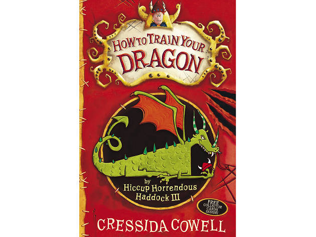 100 best children's books: How to train your Dragon