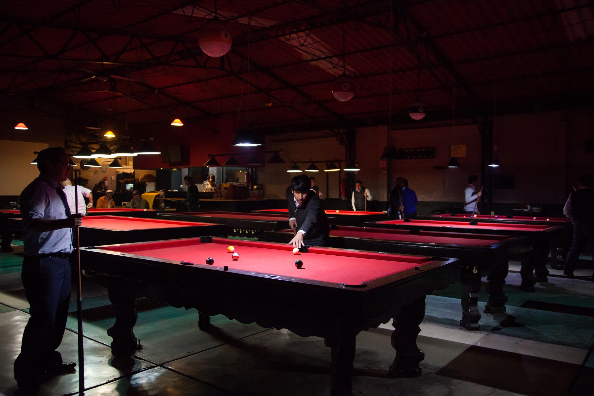 Billar Inn