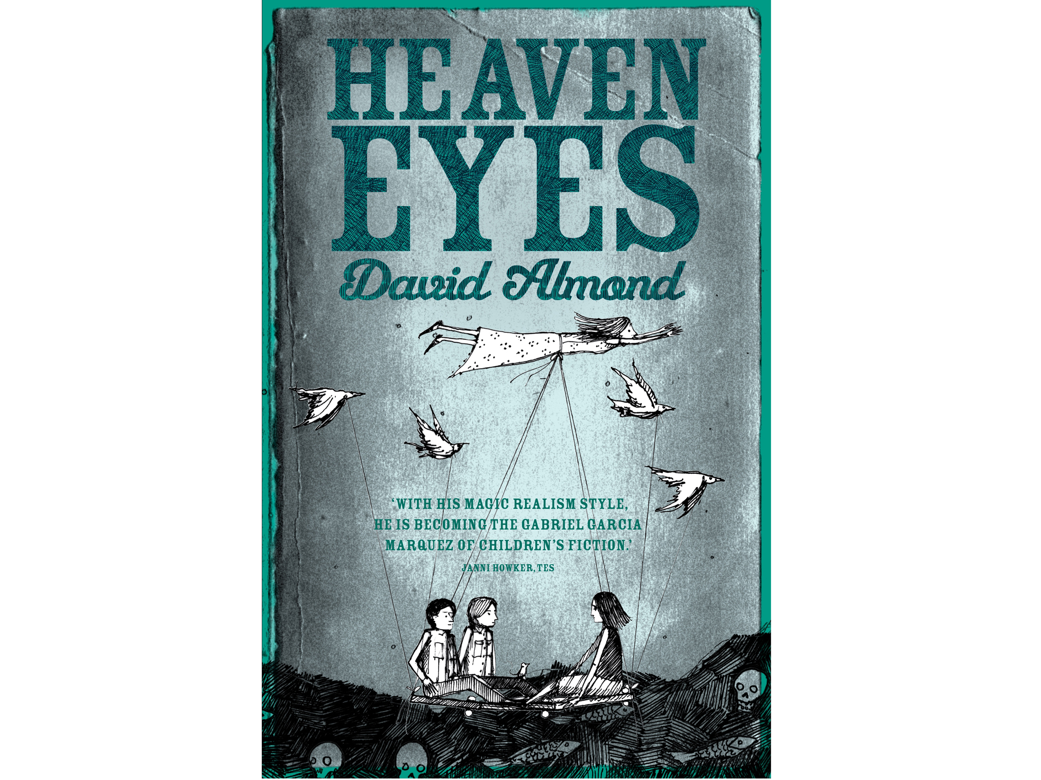 100 best children's books: Heaven Eyes