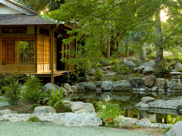 Storrier Stearns Japanese Garden Attractions In Pasadena Los