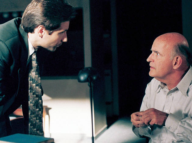 """The best X-Files episodes: """"Clyde Bruckman's Final Repose"""""""