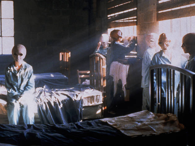"""The best X-Files episodes: """"731"""""""