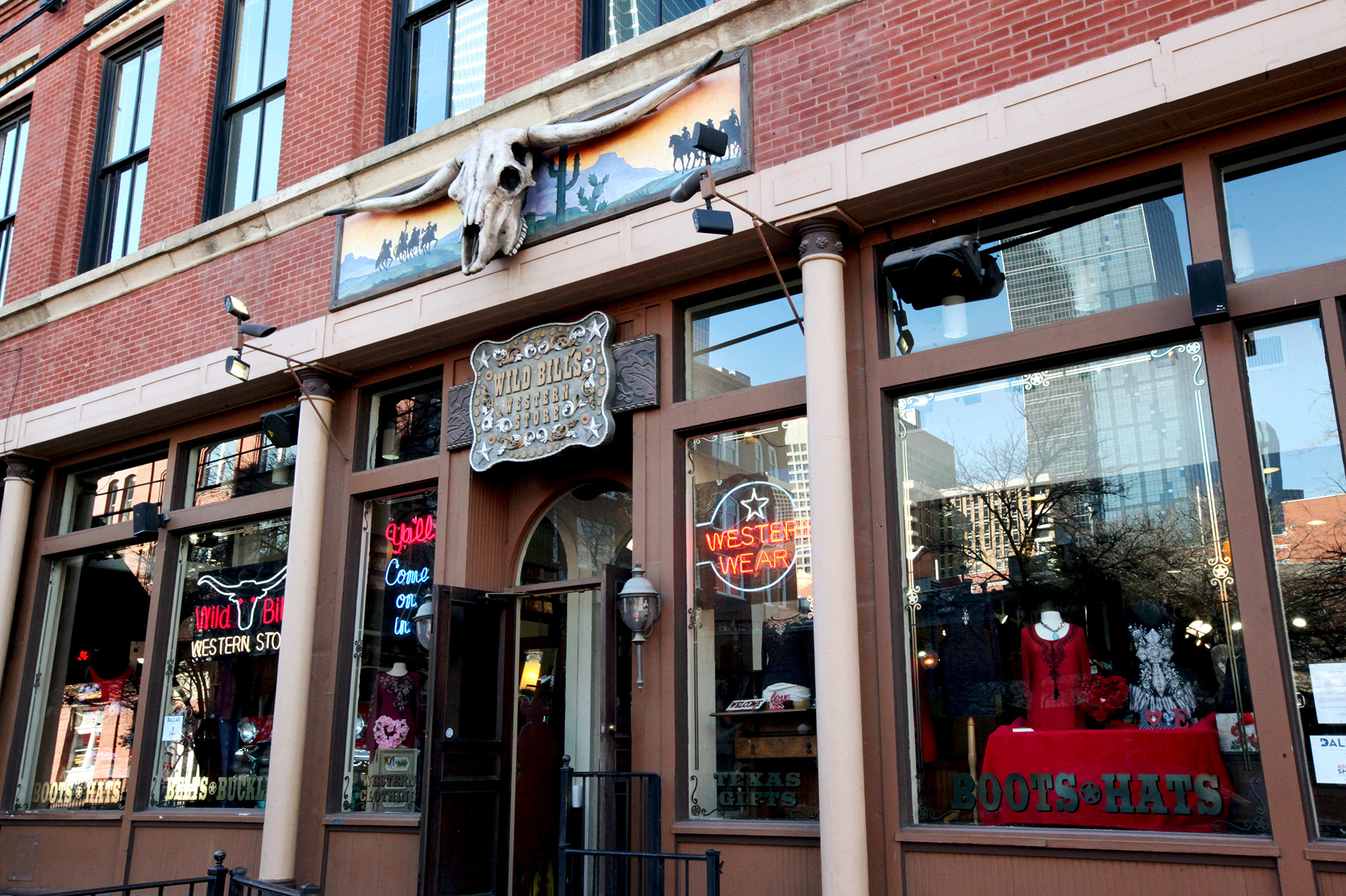 Wild Bill's Western Store