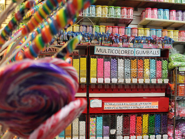 The best candy stores for sweet treats