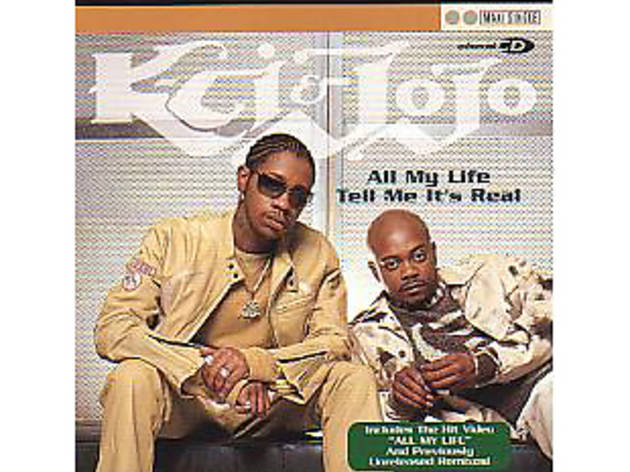 """All My Life"" by K-Ci & Jojo"