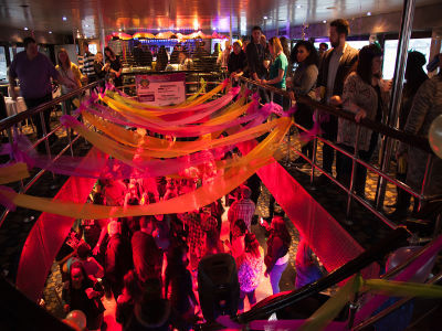 Indoor Bar Crawl Through Navy Pier