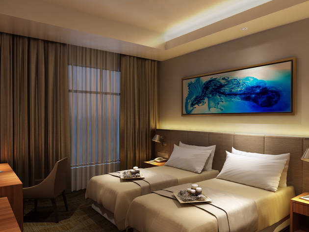 Sunway Pyramid Hotel West opening promotion