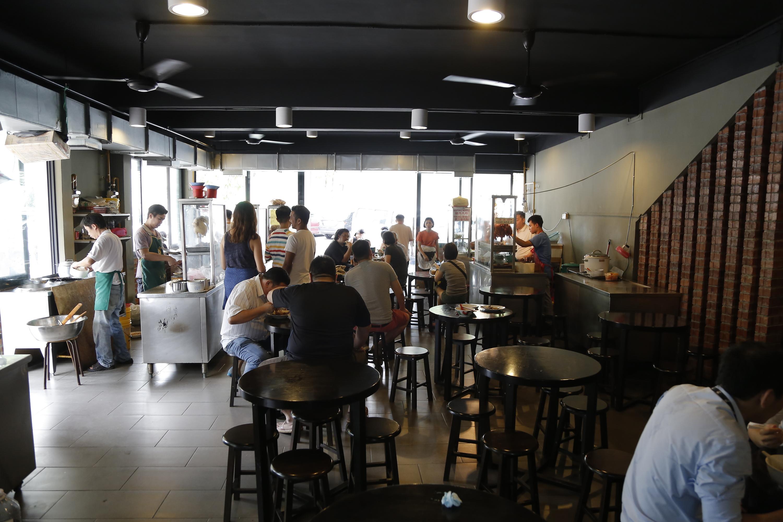 Restoran Shangri-La + Pisang Goreng Van