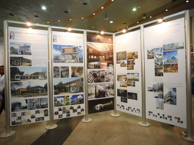 Architect exhibition