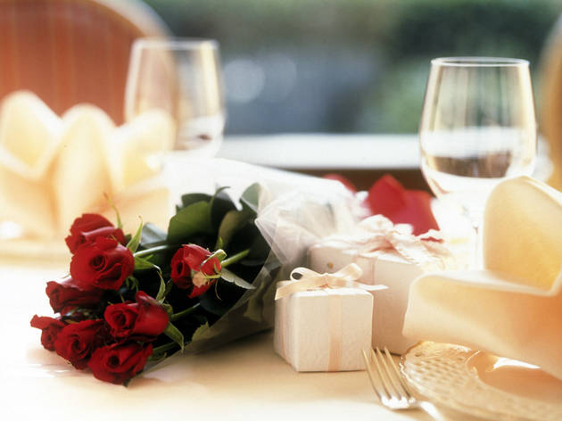 The romantic packages for Valentine's Day