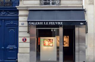 Galerie Le Feuvre (DR/Facebook Galerie Le Feuvre)