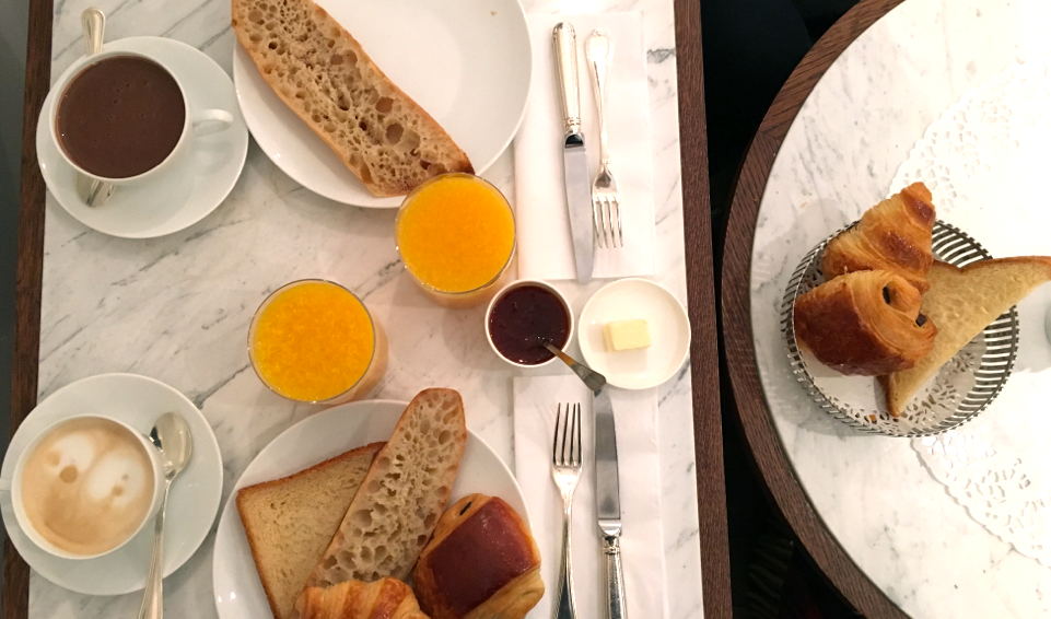Le meilleur du brunch à Paris
