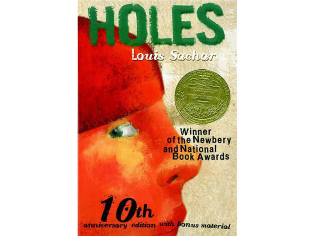 100 best children's books: HOles