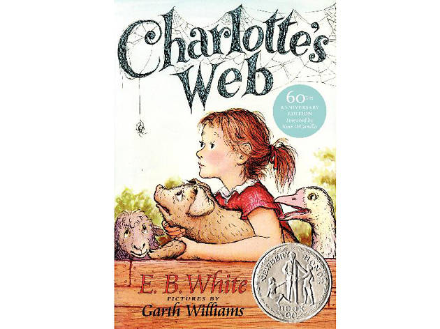 100 best children's books: Charlotte's Web
