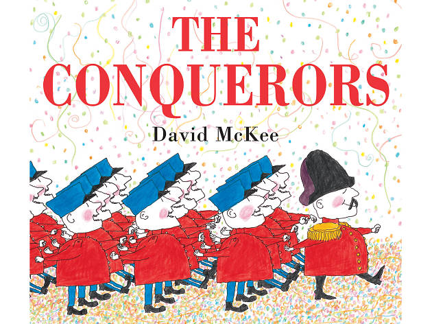 100 best children's books: The Conquerors