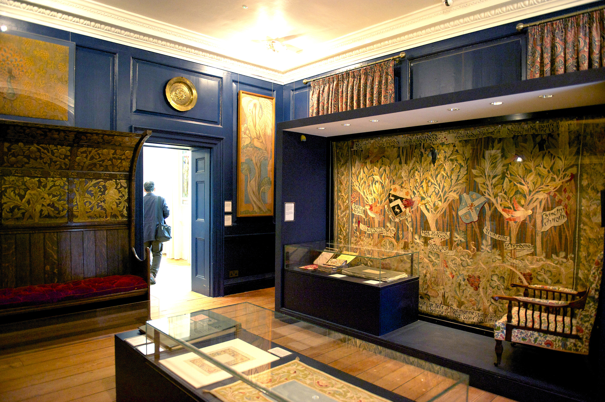 William morris gallery art in walthamstow london for Morris home