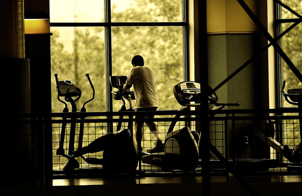 Nine things you must never do in the gym