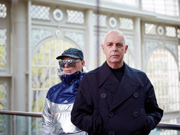 Pet Shop Boys, Royal Opera House