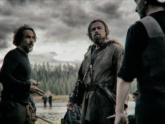 Iñárritu y Lubezki. Mexicanos en la contienda