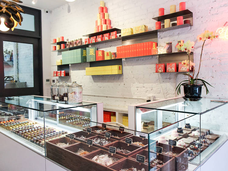 Check out the best chocolate shops in NYC