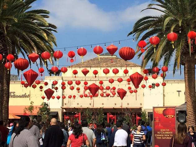 Chinese New Year Celebration at Citadel Outlets | Things to do in ...