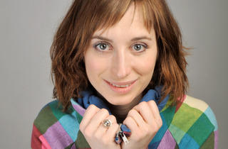 Isy Suttie's Love Letters – Work-in-Progress