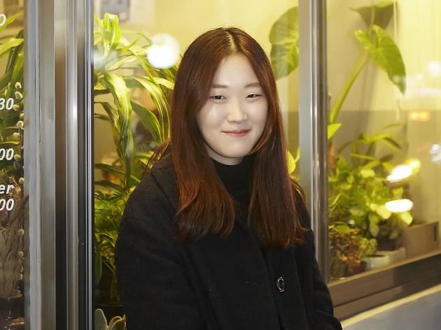 Park Jung-ran