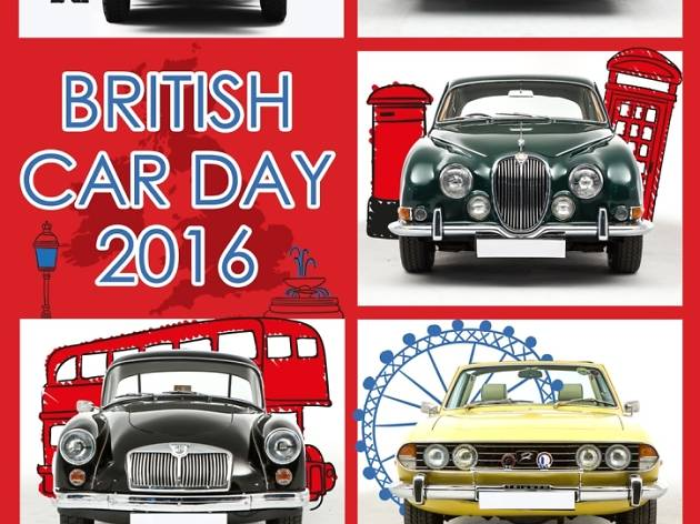 British Car Day