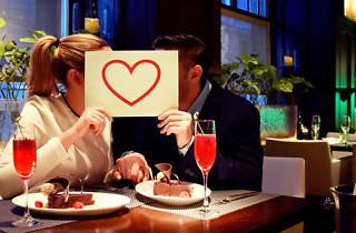 Valentine's Day @Rive Gauche