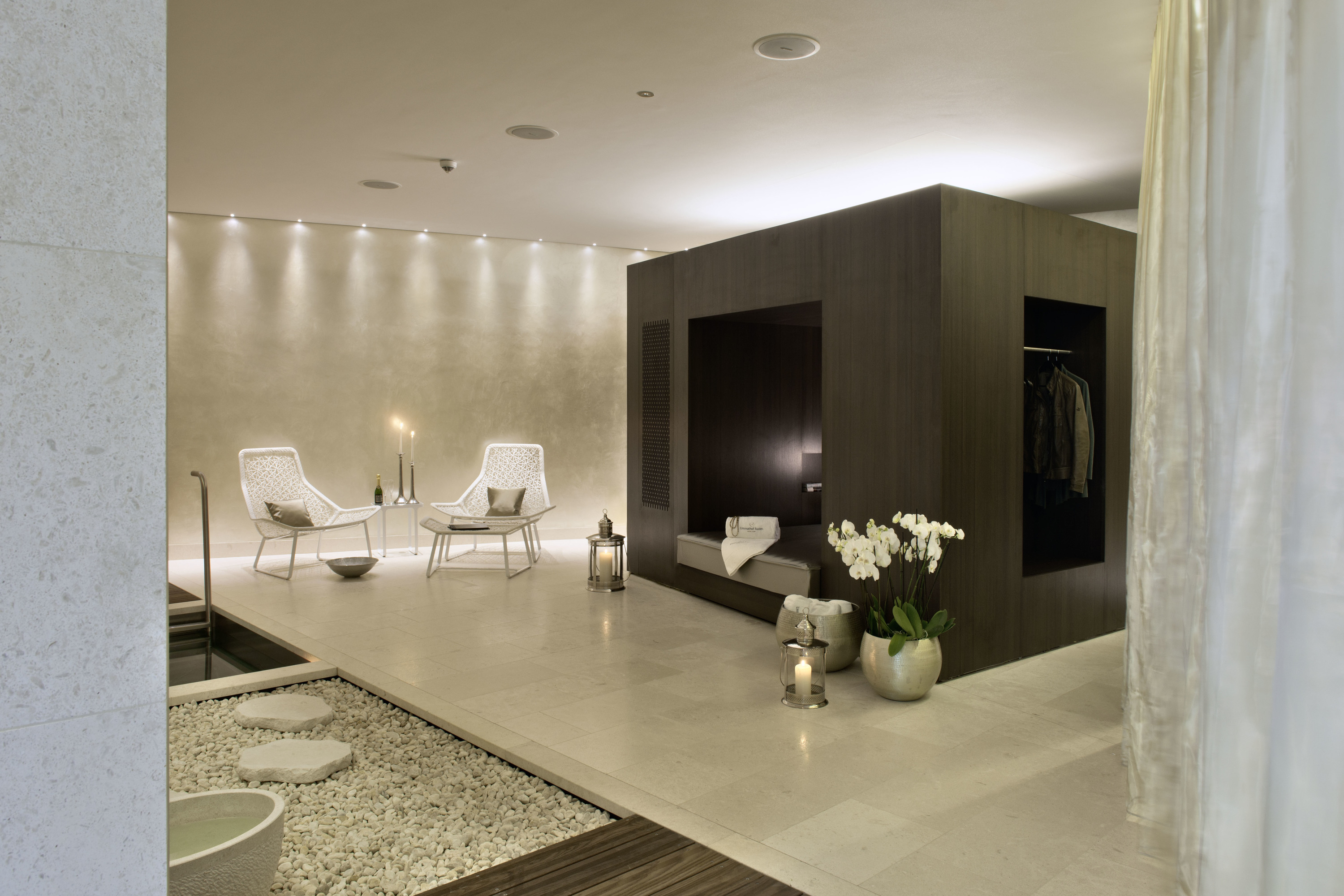 Limmathof private spa suite