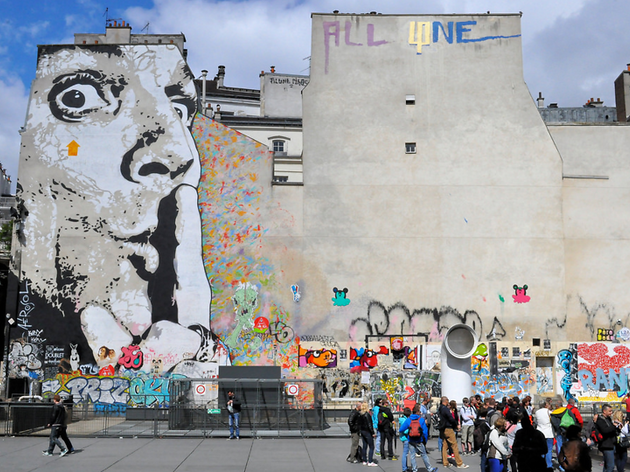 Paris Face Cachée 2016