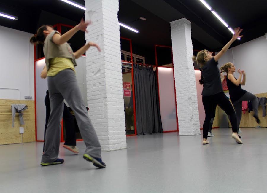 Ballar videoclip,