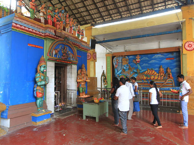 The magnificence of Munneswaram, worship, sightseeing
