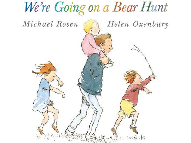 100 best children's books: We're going on a bear hunt
