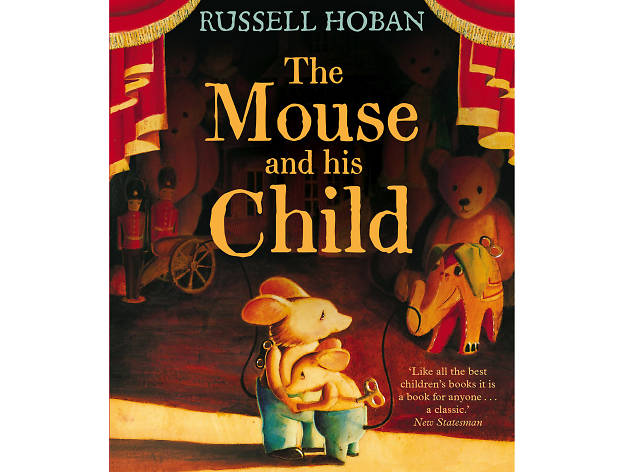 100 best children's books: The Mouse and his Child