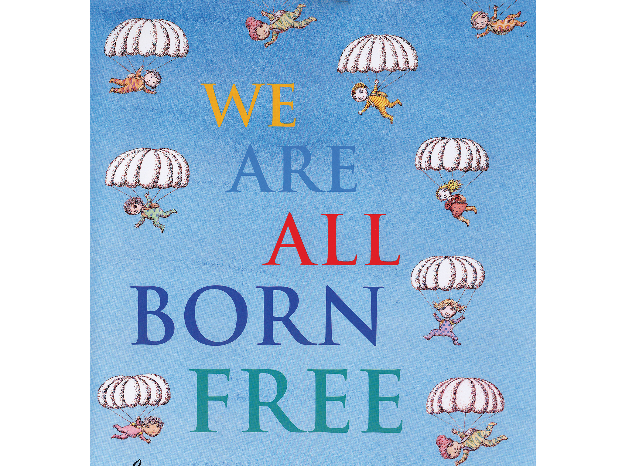 100 best children's books: We are all born free