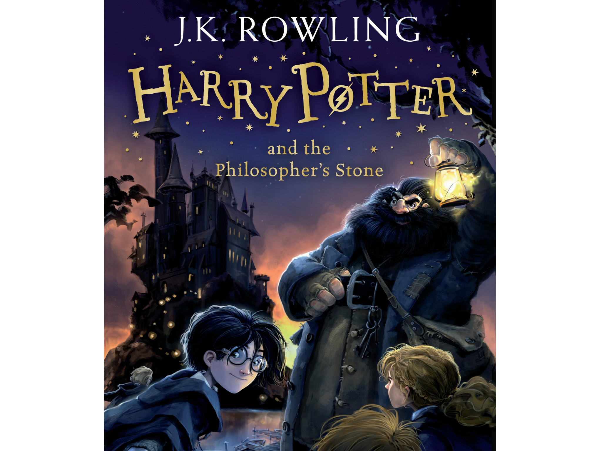 100 best children's books: Harry Potter