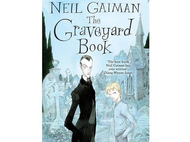 100 best children's books: The Graveyard Book