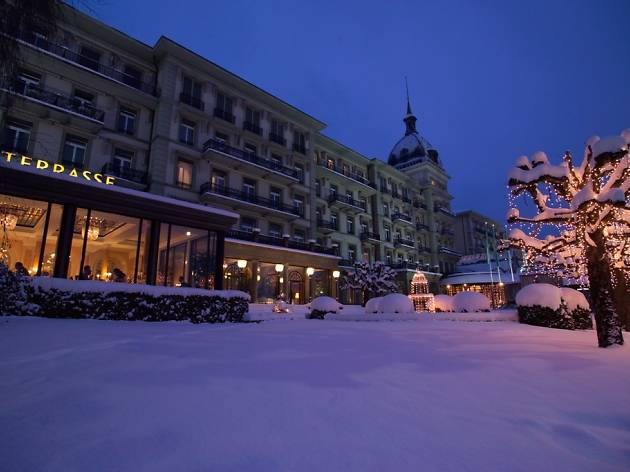 The VICTORIA-JUNGFRAU Grand Hotel & Spa,