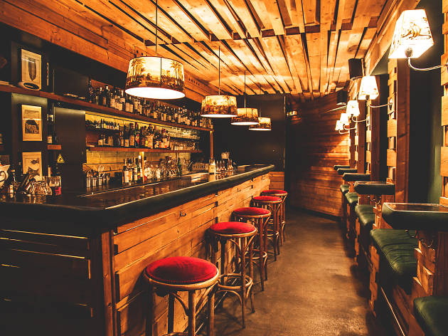 The 100 best bars in Paris