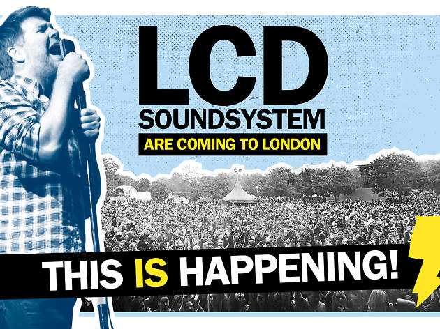 LCD Soundsystem, Lovebox festival