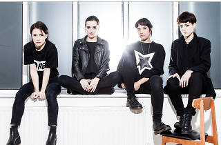 Savages, Adore Life, Postpunk, girls, silent your self, timeout, time out méxico, música, CDMX, DF