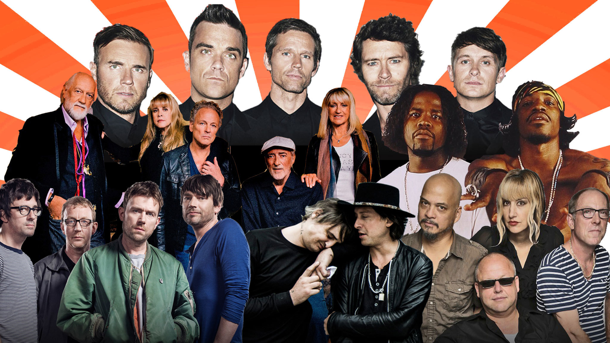 The 13 types of band reunion